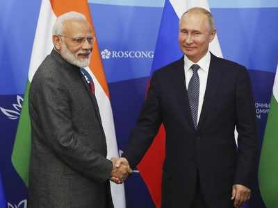 Narendra Modi: Indian astronauts to be trained by Russia for Gaganyaan programme