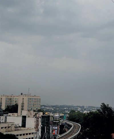 Bengaluru, Met Dept forecasts heavy rainfall in city