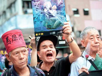 Hong Kong protests enter ninth weekend