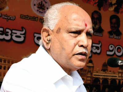 Yediyurappa resigns as CM of Karnataka