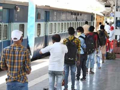 About 6.48 lakh people transported through Shramik special trains so far: Railways