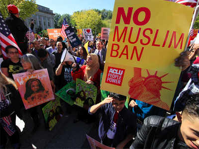 US Supreme Court allows full enforcement of Donald Trump travel ban