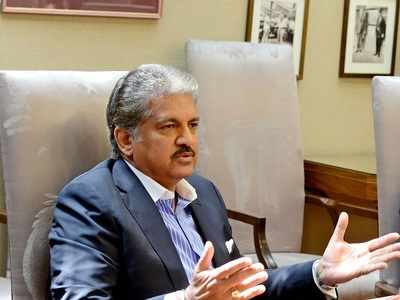 Man asks Anand Mahindra for SUV, gets definition of 'chutzpah'