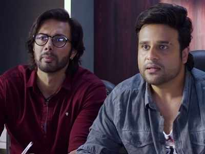 Teri Bhabhi Hai Pagle review: Krushna Abhishek and Rajneesh Duggal's film is an unbearable comedy