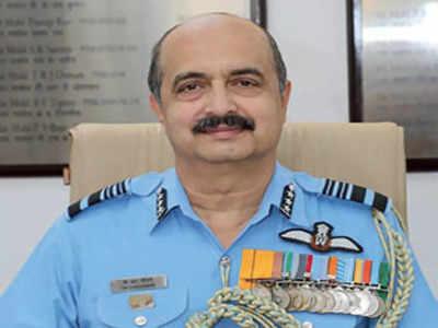 Air Marshal VR Chaudhari to be new IAF chief