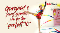 Gurgaon's young gymnasts aim for the 'perfect 10'