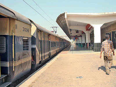 Students suffer as authorities suspend trains to Gandhinagar to facilitate hotel construction