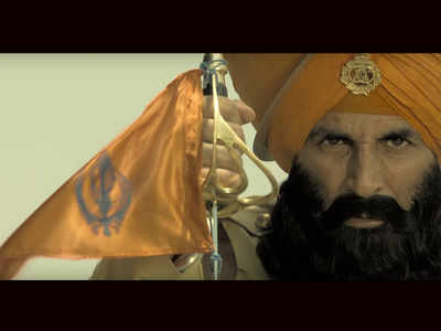 Kesari movie review: Akshay Kumar is in complete control of his craft in this patriotic film