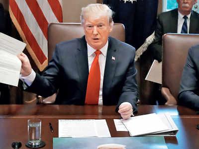 Trump on ending $1.3-billion Pakistan aid: It houses enemies