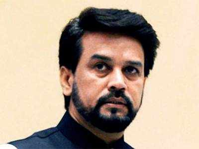 Former BCCI president Anurag Thakur: ICC has no relevance without BCCI