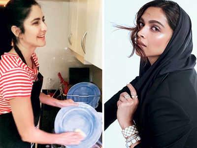 When Katrina Kaif stole Deepika Padukone's script