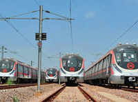 Delhi: Dilshad Garden-New Bus Adda Metro line ready, awaits inauguration