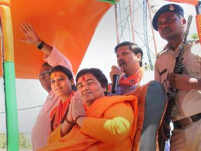 Malegaon blast accused Pragya Thakur in Defence Ministry panel led by Rajnath Singh