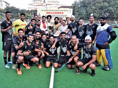 Talwinder hat-trick leads IOC to victory