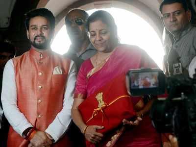 Union Budget 2019: FM Nirmala Sitharaman proposes to make PAN, Aadhar card interchangeable to file IT returns