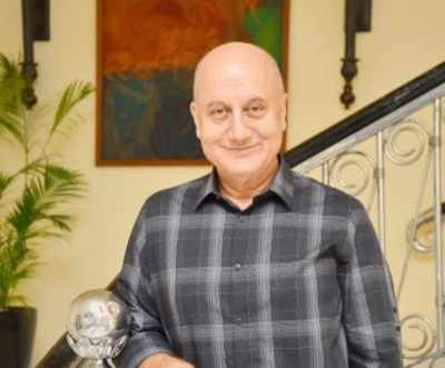 Anupam Kher is the new FTII chairman: Bollywood congratulates veteran actor