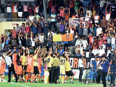 FC Goa continue domination over Mumbai City with 5-1 thrashing