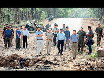 Maoist activities falling in state: Home department