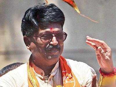 Arvind Sawant must quit Modi govt if Shiv Sena wants tie-up: NCP