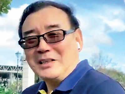 China confirms arrest of Australian writer