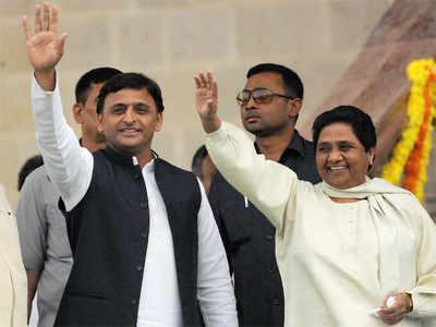 Mayawati, Akhilesh work on alliance minus Cong