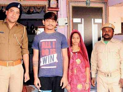 Scared for their lives, cooped-up couple to shift out of village