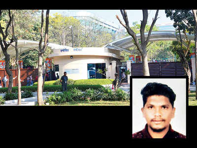 Cops, Infosys tussle over an arrest