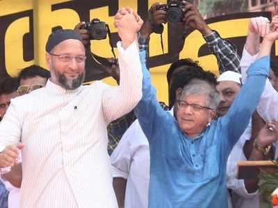Maharashtra polls: AIMIM says VBA chief Prakash Ambedkar must reach out to Owaisi