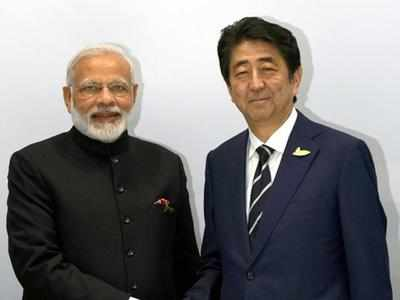 PM Narendra Modi, Shinzo Abe in Ahmedabad: Bullet train, road show, Sidi Saiyyed mosque visit on agenda