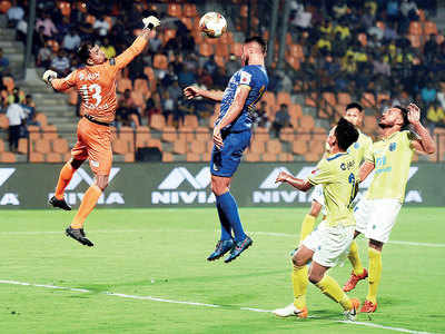 Mumbai City continue to hunt for full points