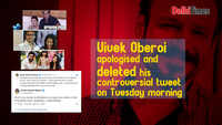 Vivek Oberoi aplogised and deleted his controversial tweet
