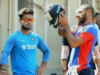 World Cup 2019: Rishabh Pant replaces injured Shikhar Dhawan in Team India squad