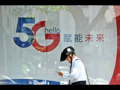 China ayes local 5G rollout amid tech tensions with US
