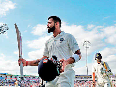 Is Virat Kohli a better batsman than captain?