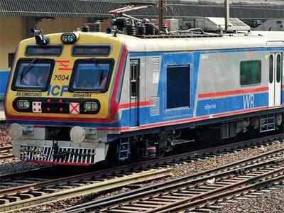 Western Railways: Air Conditioned local train tickets can be booked using mobile ticketing application