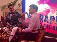 Facebook Live: Actor Akshay Kumar in conversation with K. Vijay Kumar, author of 'Veerappan, Chasing the Brigand'