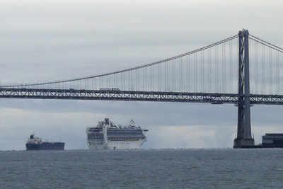 Thousands stuck on cruise ships off Australia over virus fears