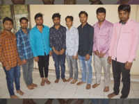 Telangana: Interstate criminal gang arrested in Cyberabad