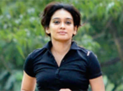 Personal Best: Madhuri Upadhya - 'Running is a type of meditation'