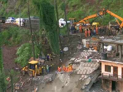 Six Armymen killed, 28 injured after four-storey building collapses in Himachal Pradesh's Solan