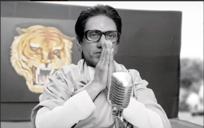 Nawazuddin Siddiqui nails his look as controversial Shiv Sena Supremo Bal Thackeray