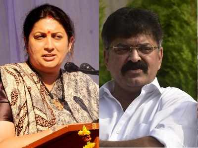 Smriti Irani gets slammed by Jitendra Awhad after Akshay Kumar and Amitabh Bachchan over staying silent on rising fuel prices