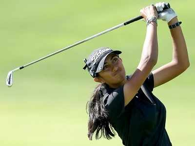 Oates Vic Open: Aditi Ashok plays bogey-free three-under in first round