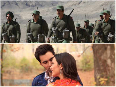 Paltan vs Laila Majnu box office collection report: Bad Monday for JP Dutta's war drama and Sajid Ali's love saga