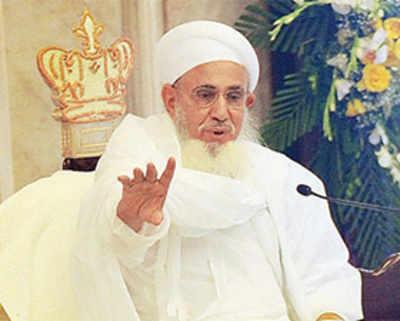 Yes to Khatna says Syedna, no say intnl jamaats
