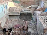 UP: Building collapses in Noida, several feared trapped under the debris