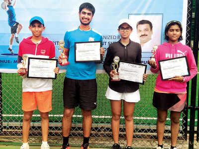 Nasa, Kutwal lift titles