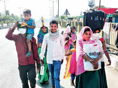 State of migration crisis in Gujarat