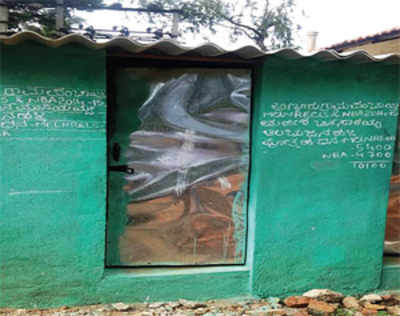 CEO powers a 'toilet revolution' in Mandya