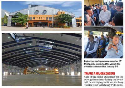 City gears up to host Pravasi Bharatiya Divas